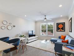 Acacia Unit - 1 Bedroom Living Room