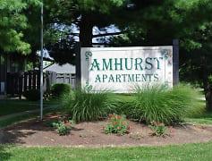 Building, Amhurst Apartments, 0