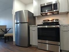 Welcome to the New Center Square Apartments.   You'll love our New Signature Series Studio with redesigned Kitchen.