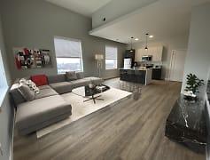 Living Room, Georgian, 0