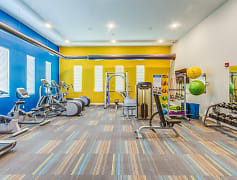 Fitness Weight Room, South Shore Landing, 0