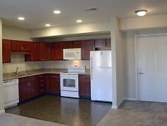 Kitchen, Apartments at Richmond Square, 0