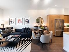 Living Room, Talaria at Burbank, 0