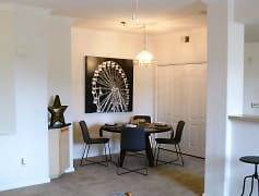 Dining Room, Aventine Luxury Apartments, 0