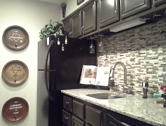Kitchen, The Brooke Apartments, 0