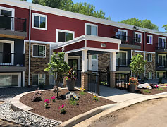 Building, Whispering Pond Apartments, 0