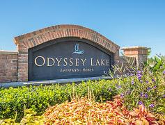 Community Signage, Odyssey Lake, 0
