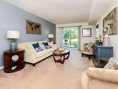 Living Room, Sherwood Village Apartment Homes, 0