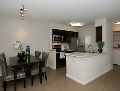 Kitchen, Spyglass at Cedar Cove Apartments, 0