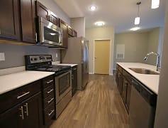 Kitchen, Coulee Ridge, 0