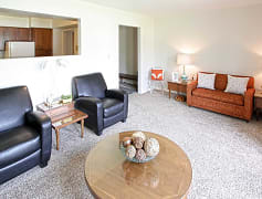 Living Room, Gregory Arms Apartments, 0