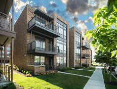 Building, The Foundry at Jeffrey Park Apartments, 0