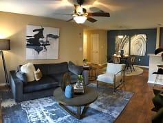 Living Room, Parkwest, 0