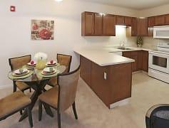 Dining Room, Transit Pointe Senior Apartments, 0