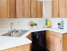 Kitchen, Mequon Trail Townhomes, 0