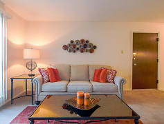 Living Room, Greenmar Apartments, 0