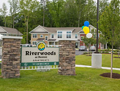 Community Signage, Riverwoods at Denton, 0