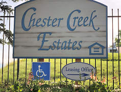 Community Signage, Chester Creek Estates, 0