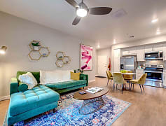 Living Room, The Summit Apartments, 0