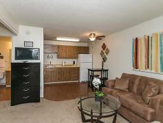 Interior-Studio Living & Kitchen