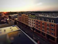 Building, Market Street Flats, 0