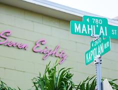 Community Signage, Kapiolani Village Apartment Homes, 0