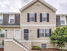 Building, Canvas Townhomes Columbia, 0