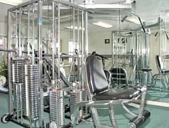 Fitness Weight Room, 900 Dwell, 0
