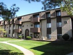 Building, Ravenswood Apartments, 0