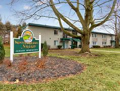 Community Signage, Winterberry Village, 0