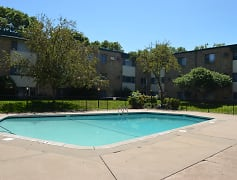Pool, Goldenstar Apartments, 0
