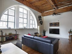 Living Room, Lucas Place Lofts, 0