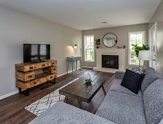 Living Room, Winwood Apartments, 0