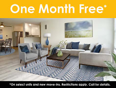 One Month Free*
