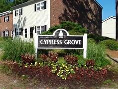 Community Signage, Cypress Grove Apartments, 0