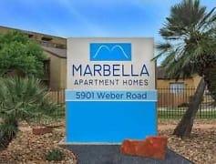 Community Signage, Marbella Apartment Homes, 0