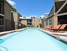 Pool, Deerwood Apartments, 0