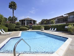 Pool, The Village Apartments, 0