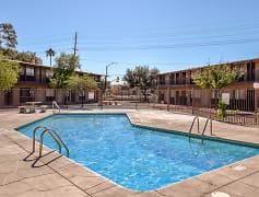 Pool, Mi Casita Apartments, 0