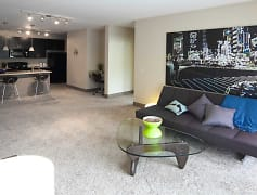 Living Room, Lofts At Willow Creek, 0
