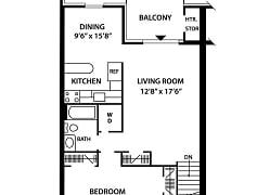 Powder Mill Apartments, 0
