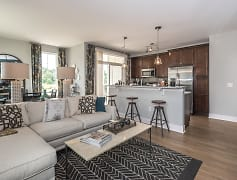 Living Room, Apartments at Eastampton Place, 0