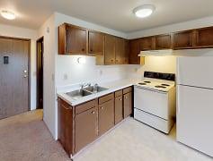 Kitchen, Frederick Apartments, 0