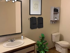 Bathroom, Shiloh Glen Apartments, 0
