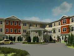 Rendering, Brookestone Senior Apartments, 0