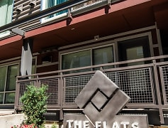 Seattle Apartments - The Flats at Interbay Apartments - Sign and Exterior