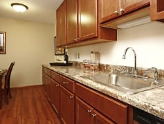 Spacious Remodeled Kitchen