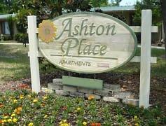Community Signage, Ashton Place Apartments, 0