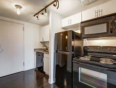 Kitchen, Town Residences, 0