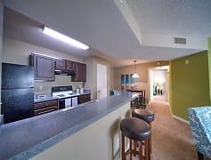 Kitchen at Courtney Manor